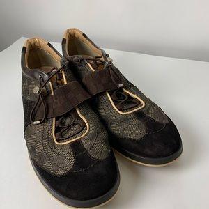 Auth Louis Vuitton men's Sneakers 11 7336